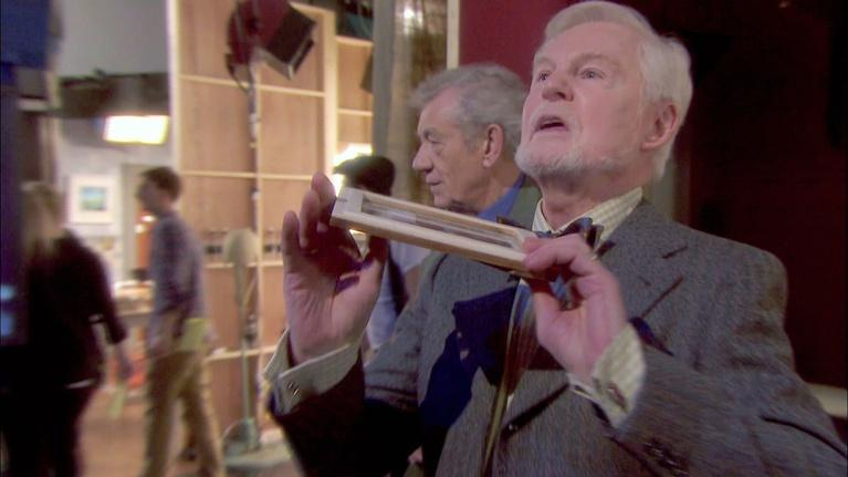 Vicious: Behind the Scenes | Ian McKellen & Derek Jacobi
