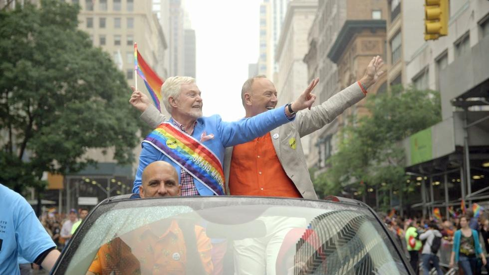 Behind the Scenes | The Wedding & NYC Pride Day image
