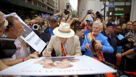 Vicious -- S2: NYC Pride March