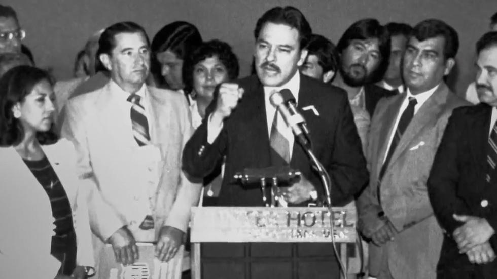 Willie Velasquez: Your Vote is Your Voice | Official Trailer image