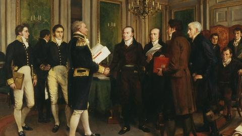 The War of 1812 -- The Treaty of Ghent