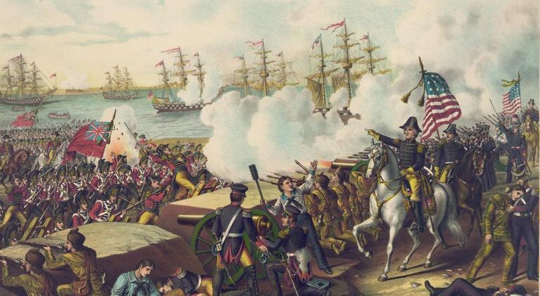 The War of 1812: The War of 1812 Full Program
