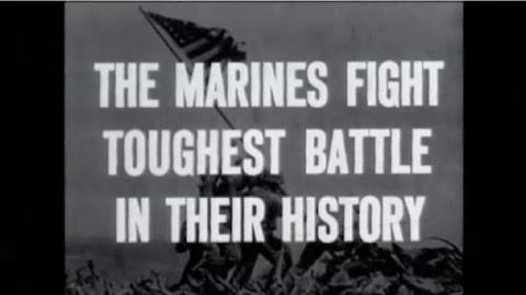 The War -- Iwo Jima