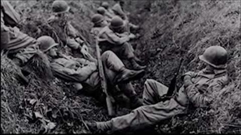 The War -- Babe Ciarlo in Anzio