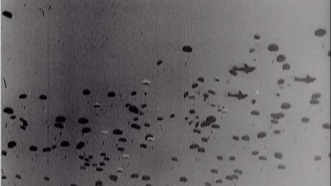 The War -- D-Day Invasion