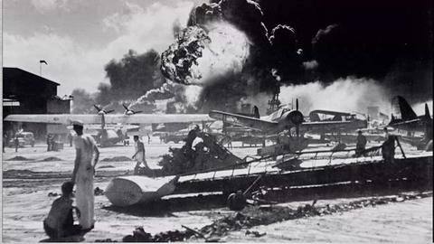 The War -- Pearl Harbor: The Attack