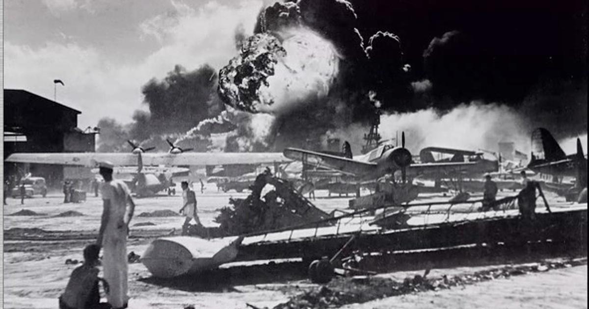 Pearl Harbor The Attack Season 1 The War Pbs