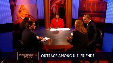 Washington Week -- Webcast Extra: Inside the Bush-Cheney White House