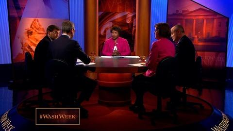 Washington Week -- Webcast Extra: Viewer Questions and New Movement on Iran Dea