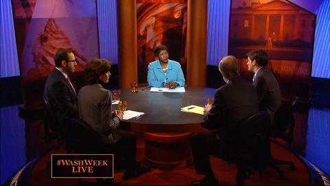 Washington Week -- Same-sex Coverage Under ACA & Campaign Finance at SCOTUS