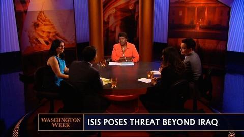 Washington Week -- Gun control, the Highway Trust Fund, and ISIS updates