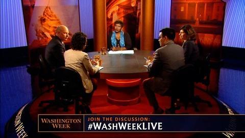 """Washington Week -- Female swing-voters,two senators star in """"Rival Survival"""" &"""