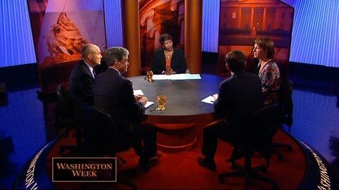 Washington Week -- White House Security Blunder