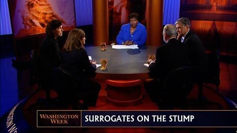 Washington Week -- Election 2014: Campaign Surrogates Hit the Trail