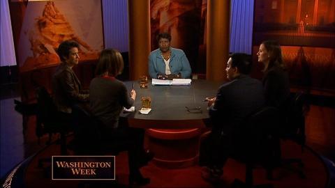 Washington Week -- Nancy Pelosi raises questions of sexism