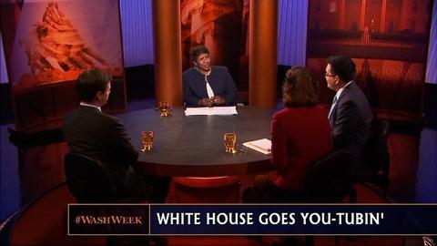 Washington Week -- Obama's YouTube Moment, Harry Reid's Return