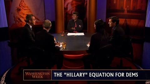 Washington Week -- Is 2016 Ready for Hillary?
