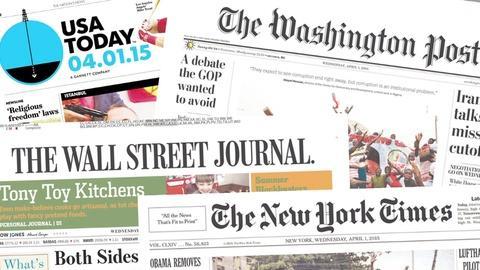 "Washington Week -- #AskGwen: Staying ""Buoyant"" Covering Bad News"