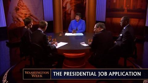 Washington Week -- Presidential Job Application, Iowa's Conservative Voters