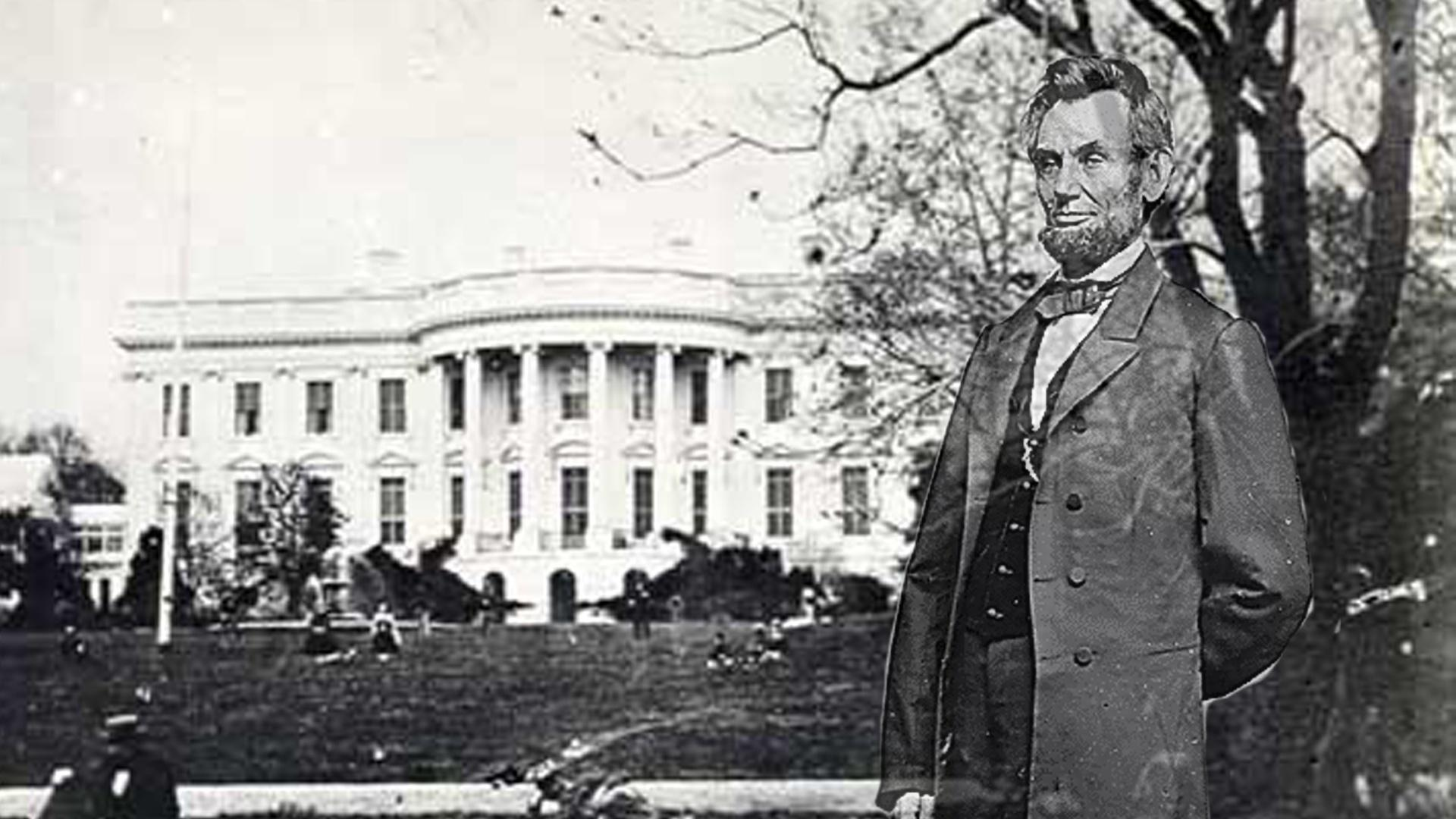 Video The Ghost Of Abraham Lincoln Watch Washington