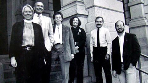 Washington Week -- From the Vault: Gay Rights at the Supreme Court in 1996
