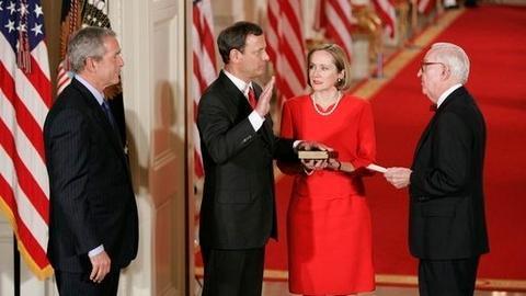 Washington Week -- The Backstory: 10 Years of The Roberts Court