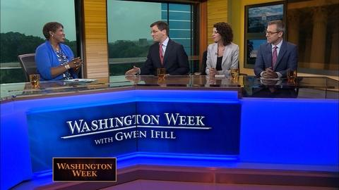 Washington Week -- Nationwide Same-Sex Marriage, Latest Clinton Email Release