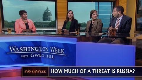 Washington Week -- Nikki Haley's Popularity Grows and the Ex-Im Bank Standstill