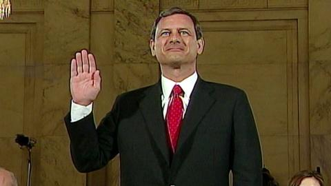 Washington Week -- From the Vault: Confirmation of Chief Justice John Roberts