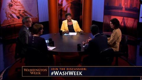 Washington Week -- GOP Undercard Debate & O'Malley Calls for more Debates
