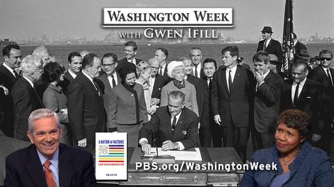 Washington Week -- The Backstory: A Nation of Immigrants