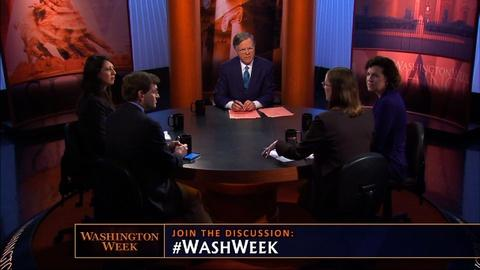 Washington Week -- Obama Addresses Critics of Syria Policy