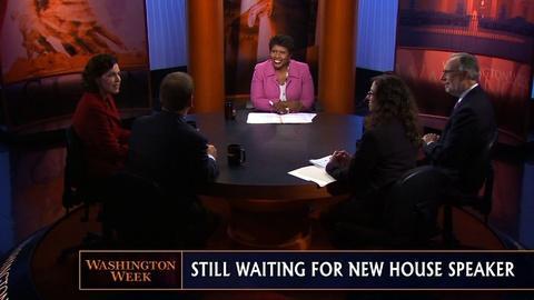Washington Week -- House Speaker Race Drags On and Obama Mum on 2016 Race