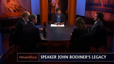 Washington Week -- John Boehner's Legacy and the GOP Undercard Debate