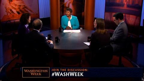 Washington Week -- Israeli Spy Released from Prison, Obama's Immigration Policy