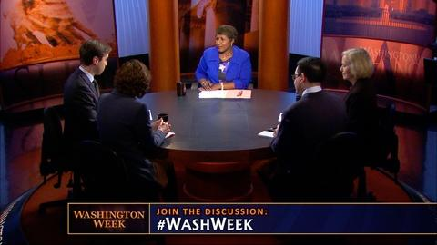 Washington Week -- Trump vs. The Eagle, Debate Expectations, Millennial Voters