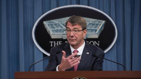 Washington Week -- Ash Carter: First Year as Pentagon Chief