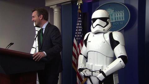 Washington Week -- Biggest Surprises of 2015 & Star Wars at White House