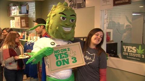 Washington Week -- Marijuana Legalization at the Voting Booth
