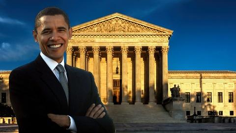 Washington Week -- What Obama looks for in a Supreme Court nominee
