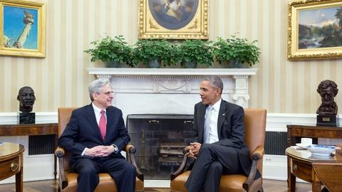 Washington Week -- Showdown over Supreme Court nominee Merrick Garland