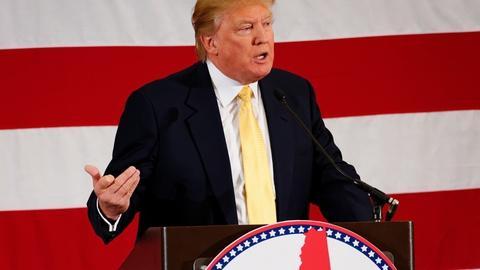 Washington Week -- Donald Trump's road to the GOP nomination