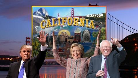 Washington Week -- The Trumpian campaign and California dreaming