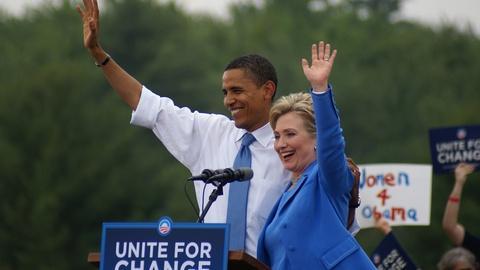 Washington Week -- How Obama & Clinton found Unity for Democrats