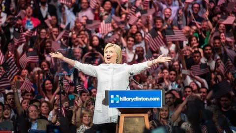 Washington Week -- The General Election Begins: Clinton vs. Trump