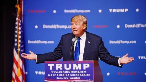 Washington Week -- Trump's money machine, Clinton & Trump campaign styles
