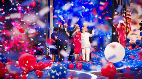 Washington Week -- Hillary Clinton makes history as Democratic nominee