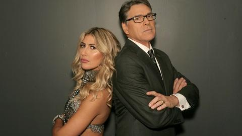 "Washington Week -- Rick Perry joins ""Dancing with the Stars"""