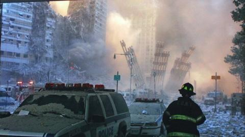 Washington Week -- One Year After 9/11 Attacks - Part I