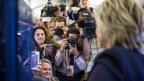 Washington Week -- The debate over transparency on the campaign trail